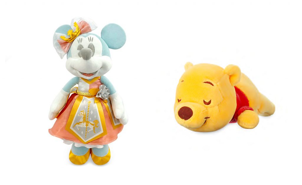 Shop Disney Soft Toy Plushes
